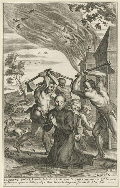 P. Isaacus Iogues van de Societyt Iesv...