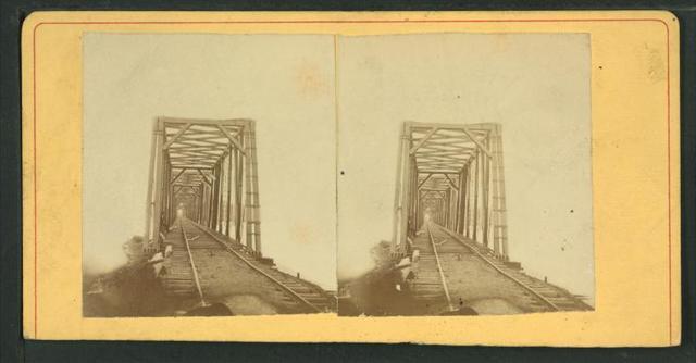 [Railroad bridge, Mobile, Alabama.]