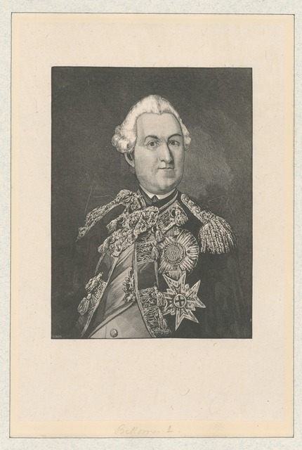 [Richard Coote, Earl of Bellomont.]