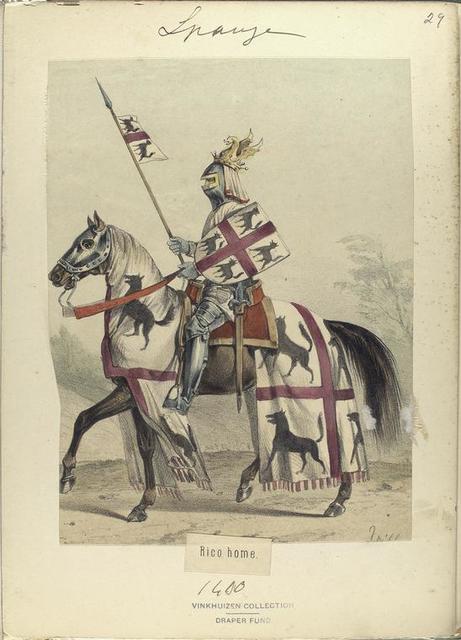 Rico home ([Año] 1400).
