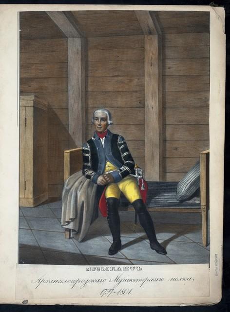 Russia, 1797-1801.