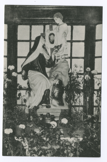 Shrine of The Little Flower, Convent of Our Lady of the Presentation, Grymes Hill