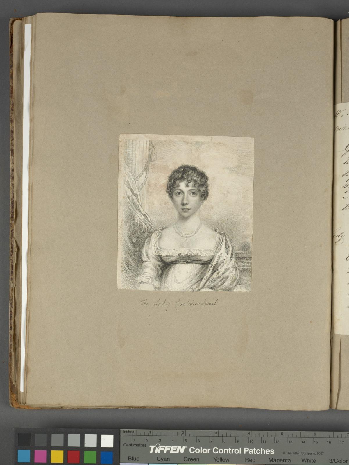 """The Lady Caroline Lamb"""