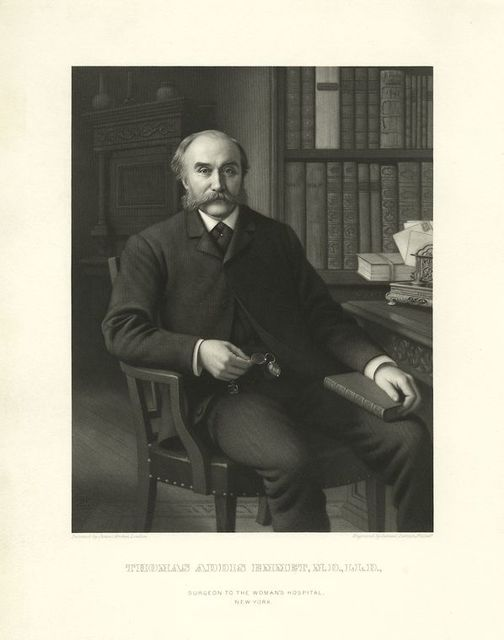 Thomas Addis Emmet, M.D., L.L.D., Surgeon to the Woman's Hospital, New York