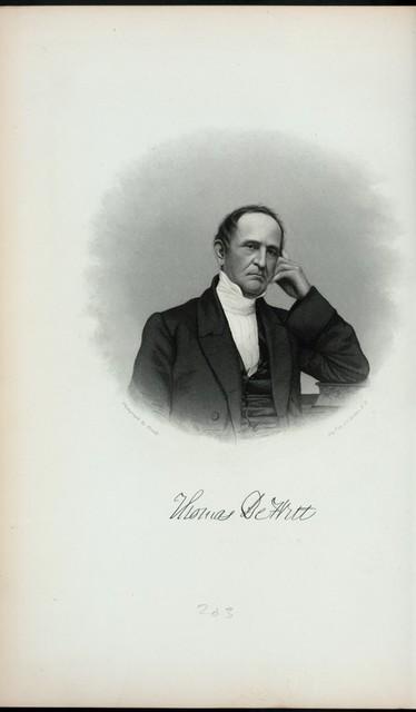 Thomas De Witt.