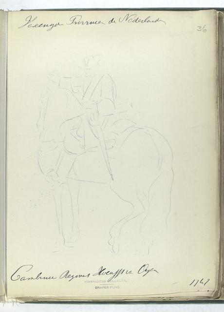 Vereenigde Provincien der Nederlanden. Cavalerie Regiment ... , 1747
