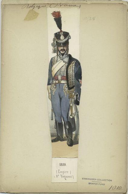 1810 (Empire.) (9e Régiment)
