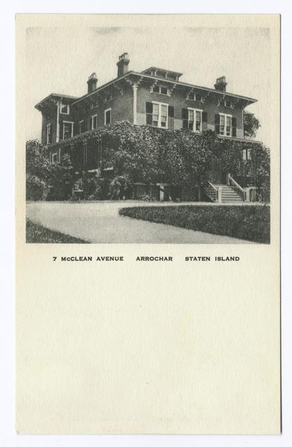 7 McClean Avenue, Arrochar, Staten Island