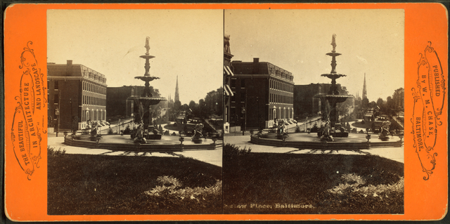 Eutaw Place, Baltimore, Md.