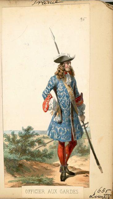 France, 1680-1700. Louis XIV.