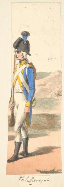 France, 1799-1800. Campaign in Italy.
