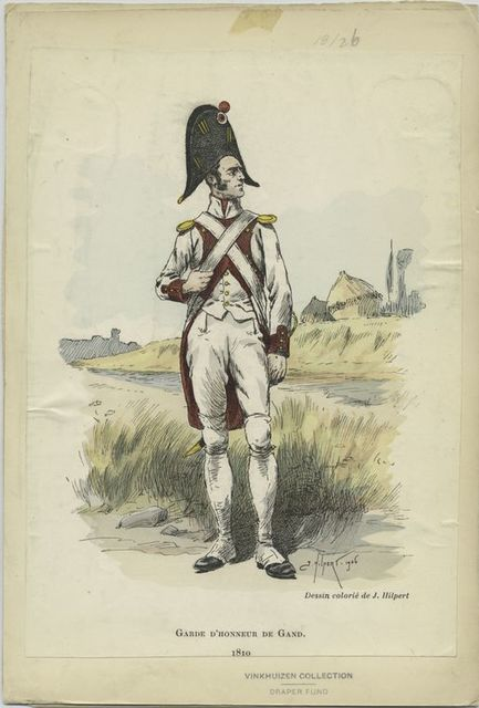 Garde d'honneur de Gand