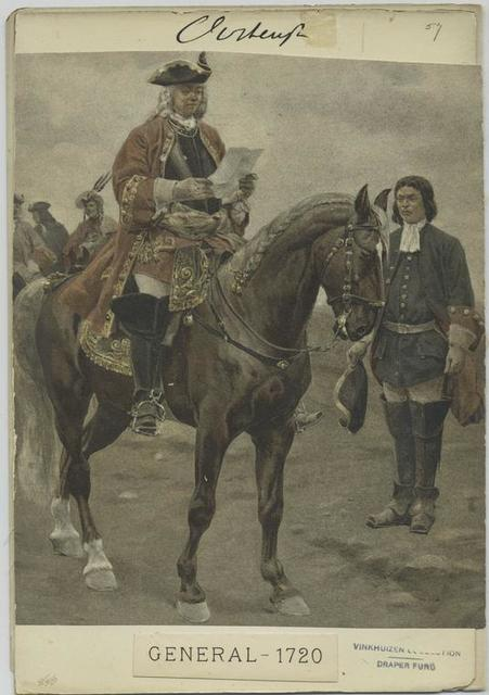 General, 1720