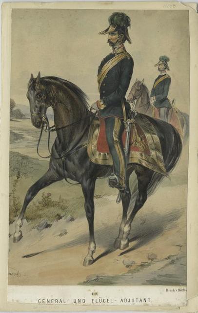General- und Flügel- Adjutant