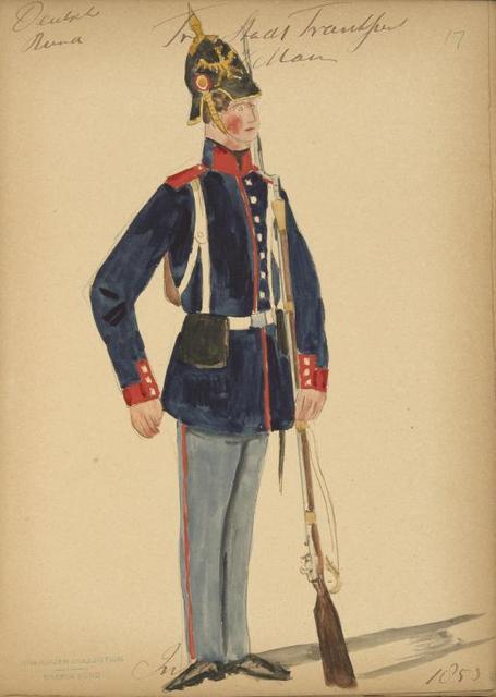 Germany, 1852-1854