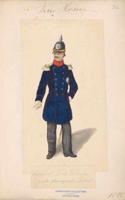 Germany. Hessen. 1847-1866