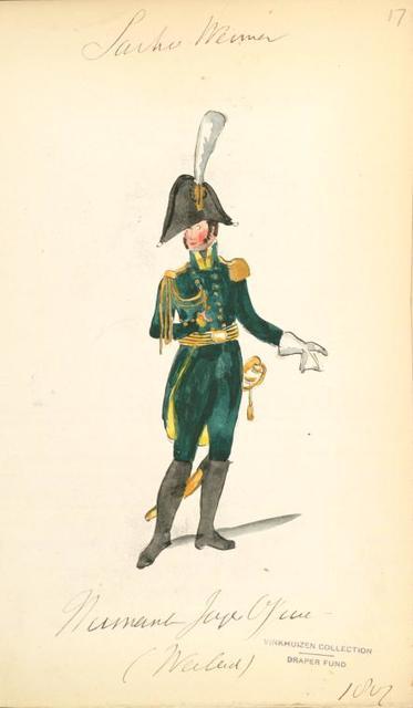 Germany, Saxe-Weimar Eisenach, 1780-1812