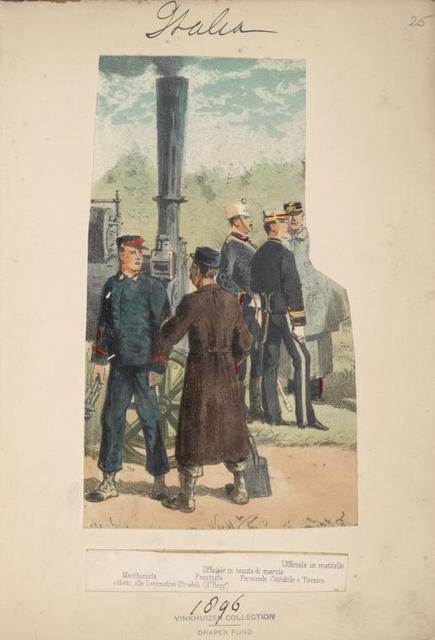 Italy, 1896-1898