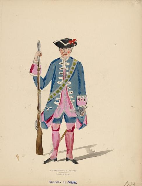 Italy. Kingdom of the Two Sicilies, 1734-1751