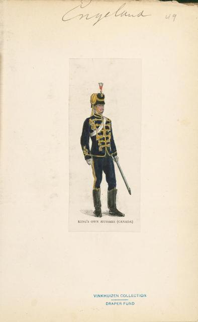 King's Own Hussars (Canada).