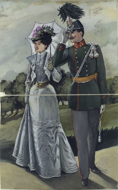 Königl. Grossh. Luxemb. Jäger Corps 1870 (Hauptmann der Jäger)