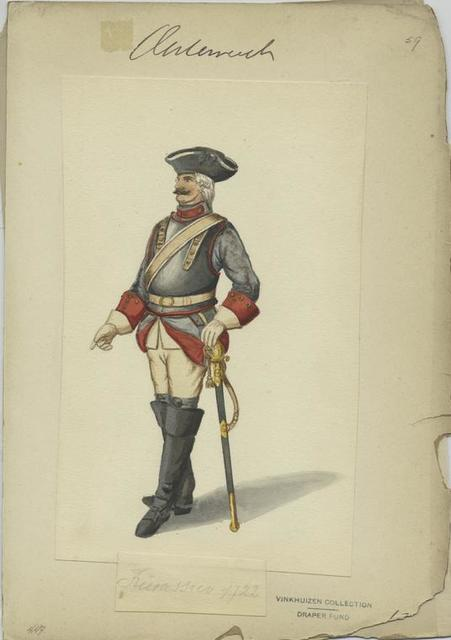 Kürassier 1722