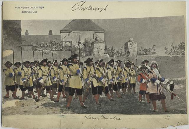 Linie Infanterie. 1696