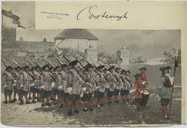 Linie Infanterie Dragoner [?]