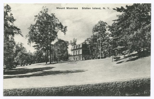Mount Manresa Staten Island, N.Y.