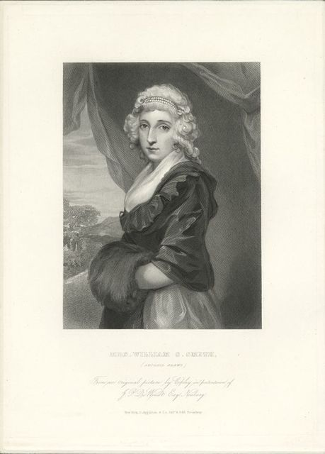Mrs. William S. Smith (Abigail Adams)