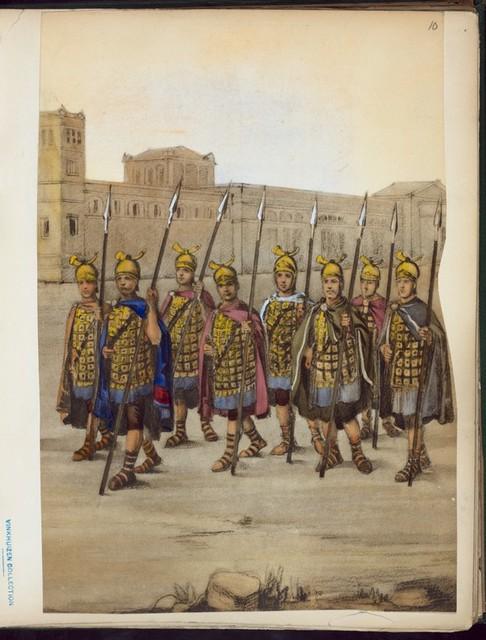 Roman Empire.
