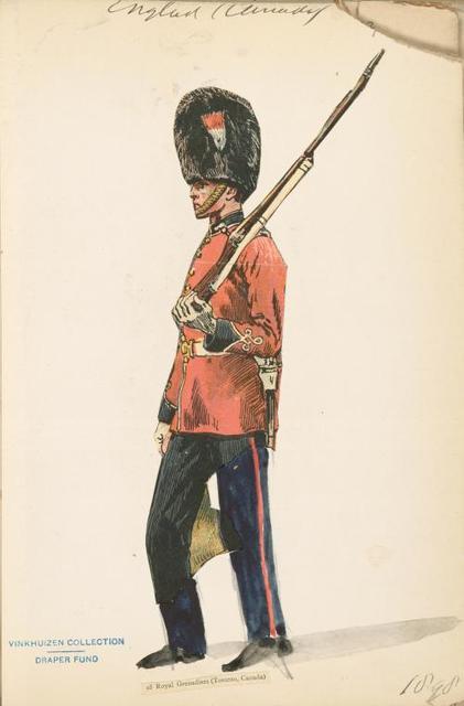 Royal Grenadiers (Toronto, Canada).