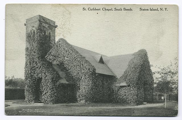 St. Cuthbert Chapel, South Beach, Staten Island New York, N.Y.