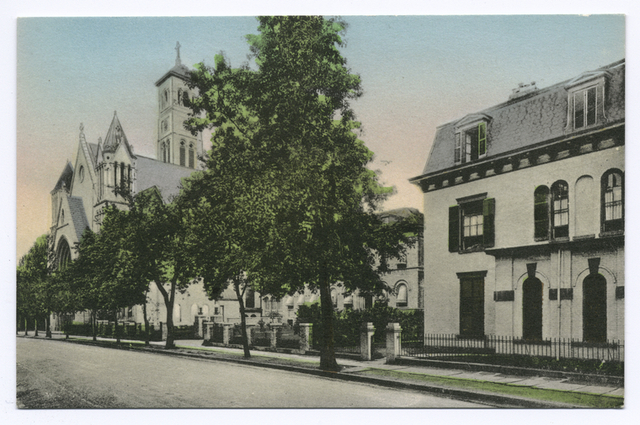 St. Peter's Church, Rectory and Convent New Brighton, Staten Island, N.Y.