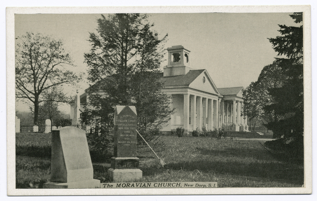 The Moravian Church, New Dorp, Staten Island