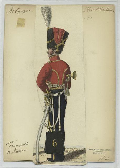 Trumpette a Hussards