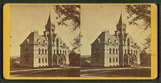 Walker Hall.