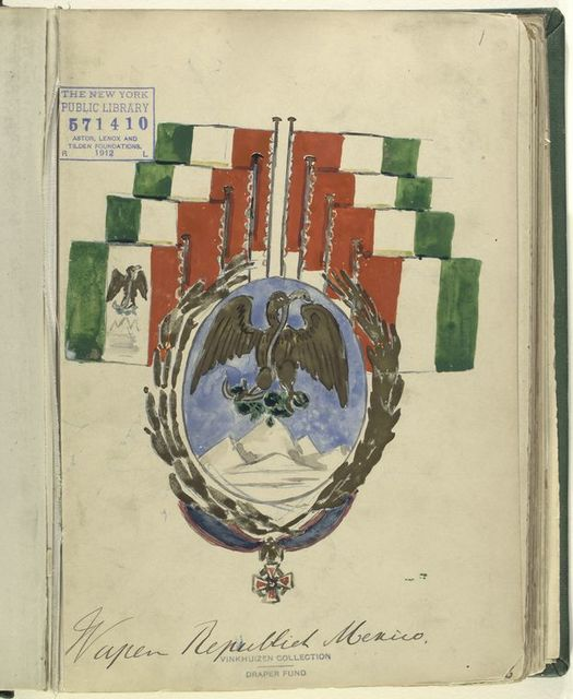 Wapen Republich Mexico
