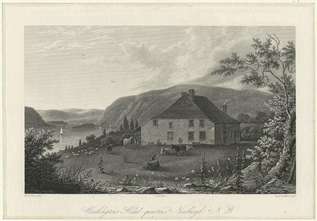 Washington's head-quarters, Newburgh, N.Y.