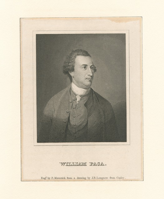 William Paca.
