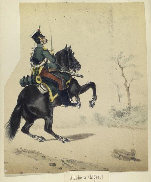Albuhera. (Ligero)  1835