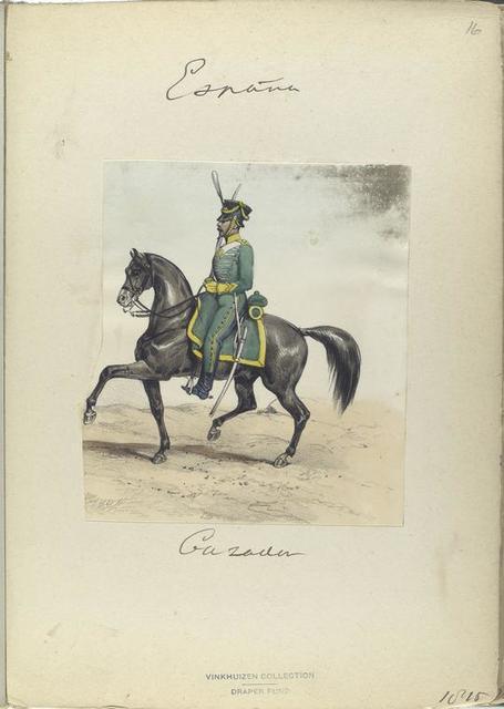 Cazador. 1815