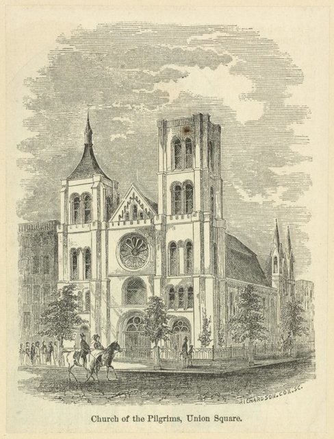 Church of the Pilgrims, Union Square