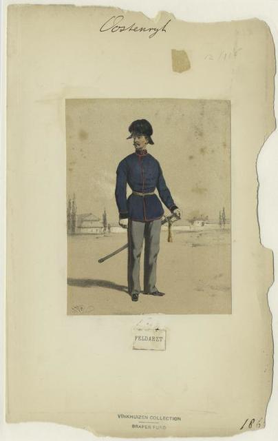 Feldarzt. 1866