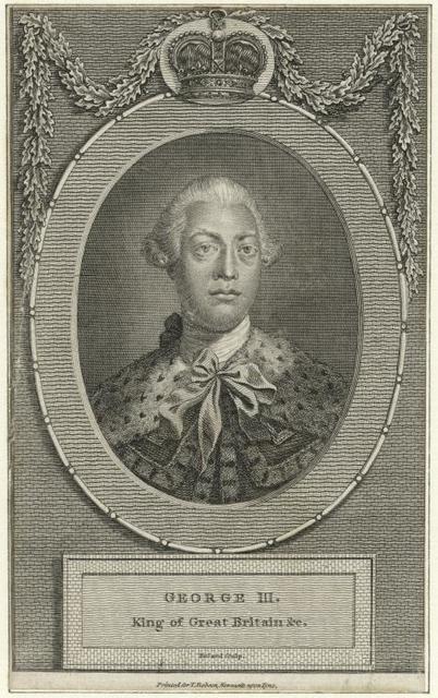 George III. King of Great Britain &c.