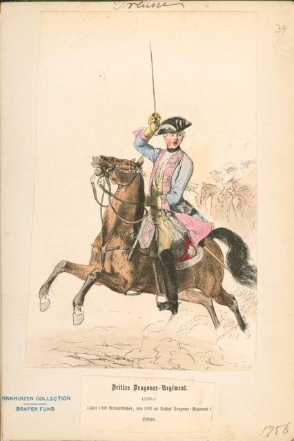 Germany, Prussia, 1746-1756