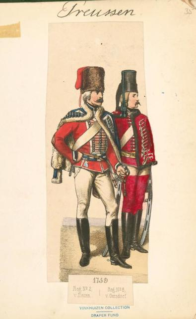 Germany, Prussia, 1756-1759