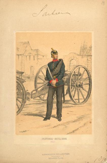 Germany. Saxony. 1862-1870
