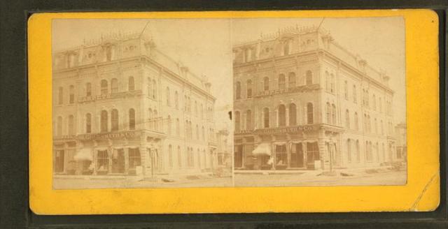 Goldsmith & Co., Broadway.
