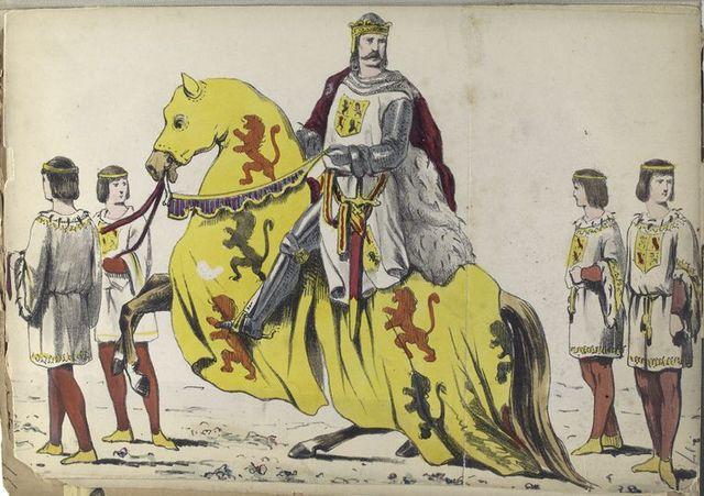 Knight & Horse